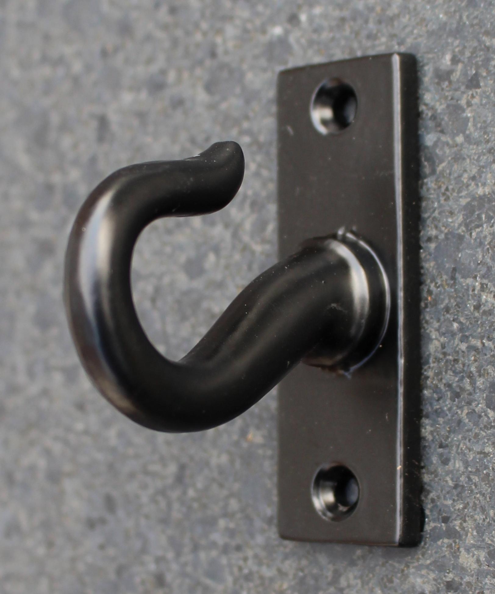Kleine Haken Hoogte 8cm Robanjer Kapstokhaken